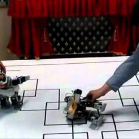 Выступления на РобоROOM 2012