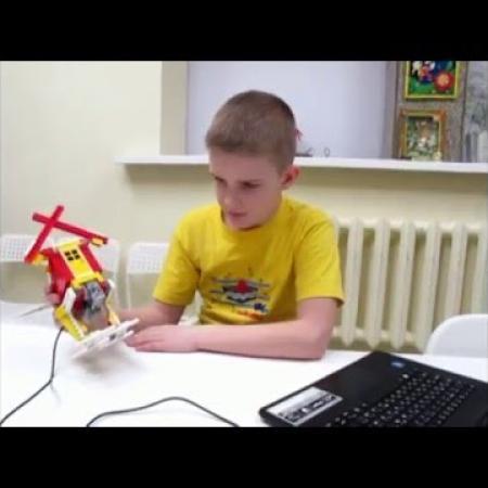 "VI олимпиада по робототехнике. ДИК ""Аяша"", Барнаул. Творческий проект: ""У лукоморья дуб зеленый"""