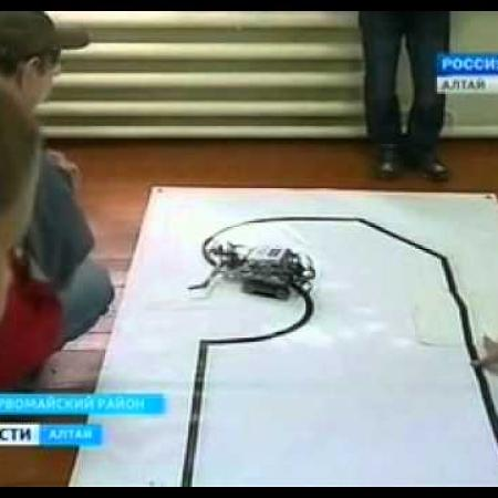 Летний лагерь робототехники