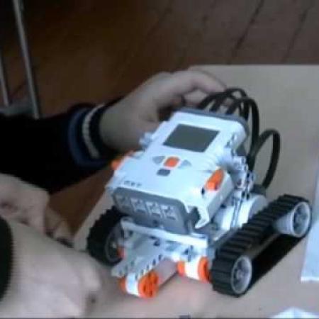 презентация роботов