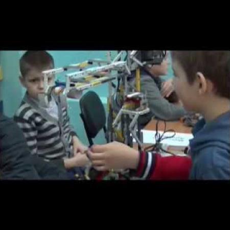Робототехника 2013 21 декабря